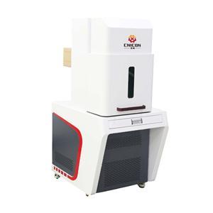 اشعه ماورای بنفش لیزر مارک ماشین برای کاشی، سرامیک مواد