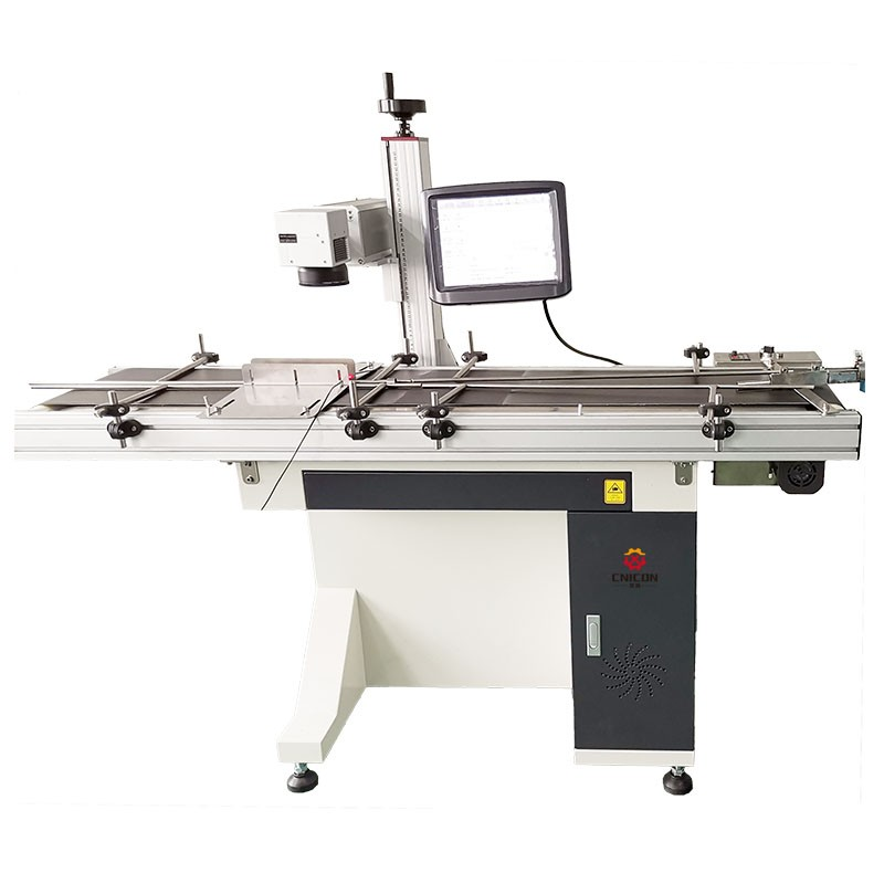 UV Laser Source Marking Produce Line