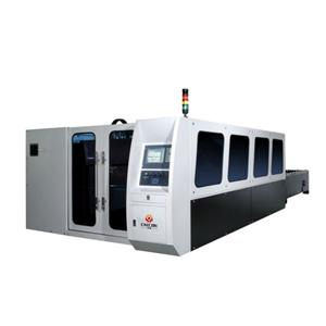 With Full Surrounding Enclosure Design Fiber Laser Cutting Machine 3000W