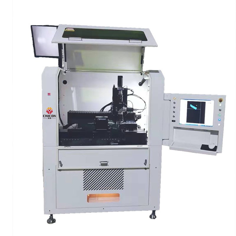 Five Axis Laser Precision Cutting Machine For Precision Thin-walled Tube