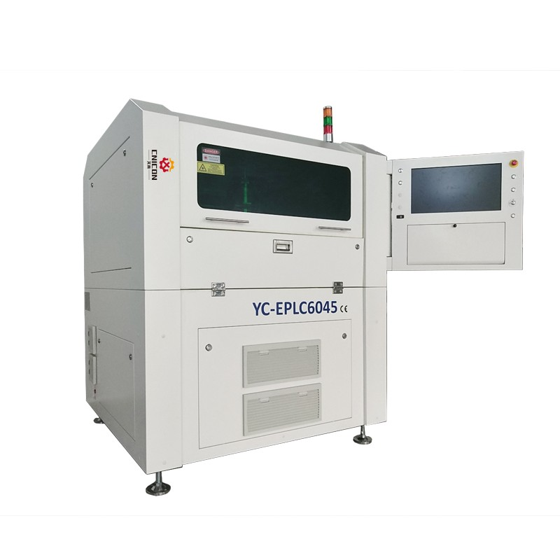 Electronic Ceramic Equipment 2D Precision Laser Cutting Machine