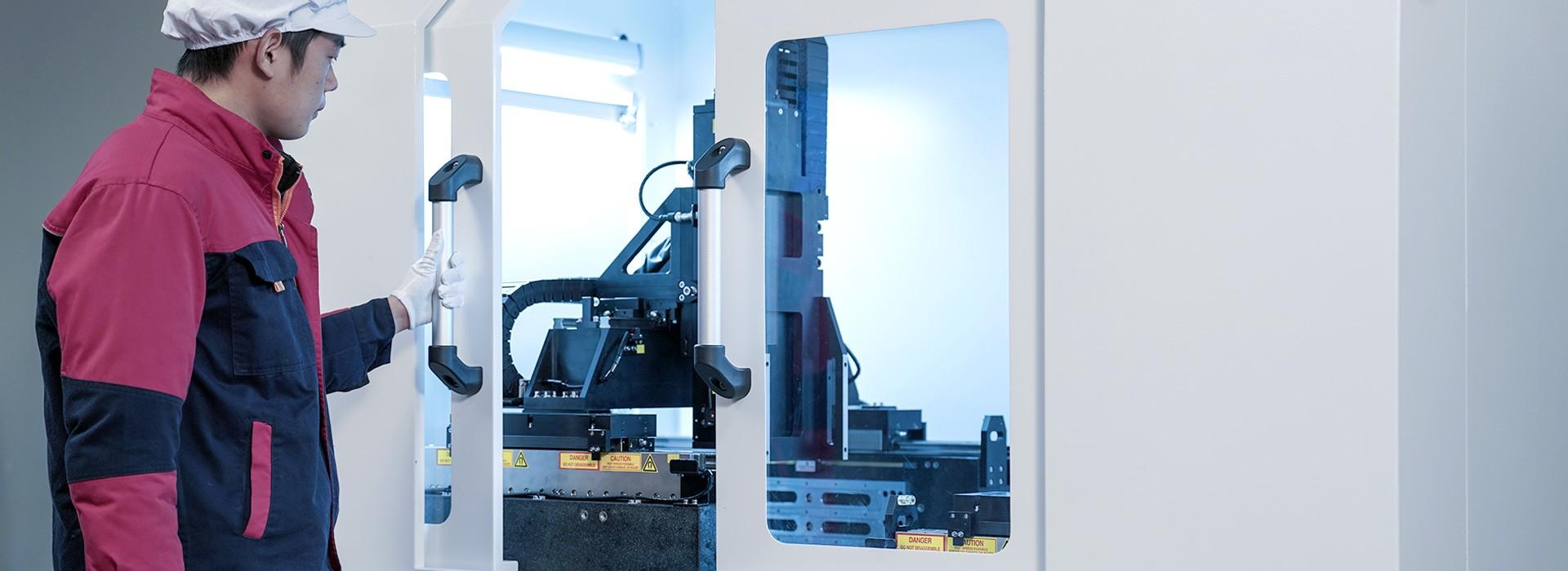 La precisión láser máquina de corte