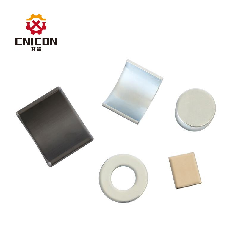 Permanent Magnet Sintered NdFeB Material Magnet