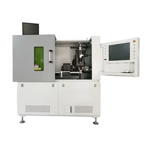 Cardiovascular Stent Laser Cutting Machine