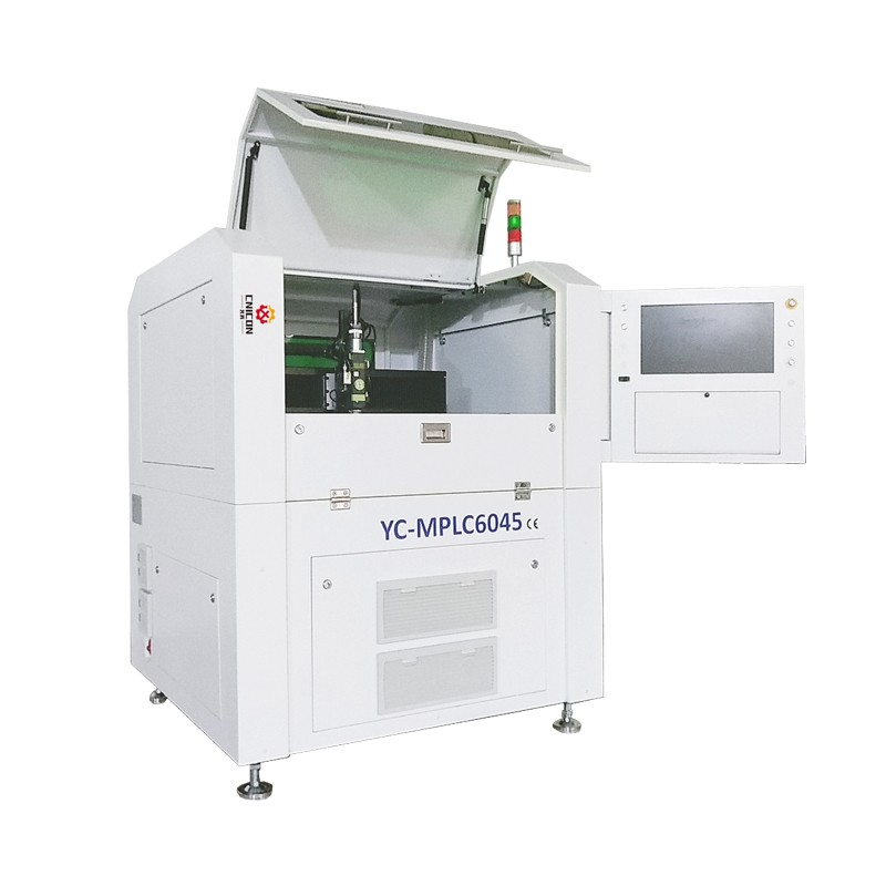 Машина за лазерно рязане Helix Tube с високо прецизна система за лазерно рязане