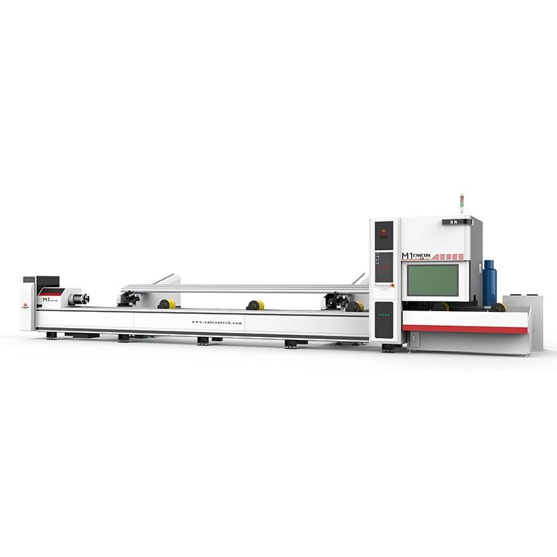CNICON M1 Series Fiber Laser Cutting Machine for Tube Cutting