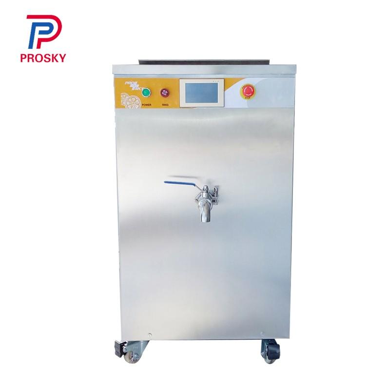 Automatic 60 Liter Milk Pasteurizer