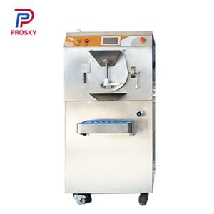 Commercial Big Gelato Hard Ice Cream Machine