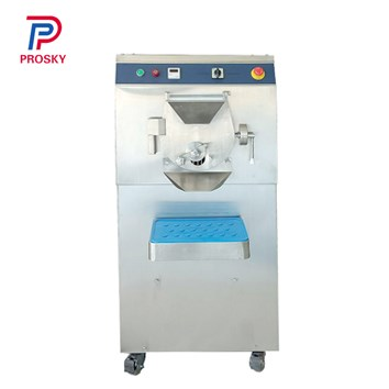 CE Certificate Small 10L Gelato Machine