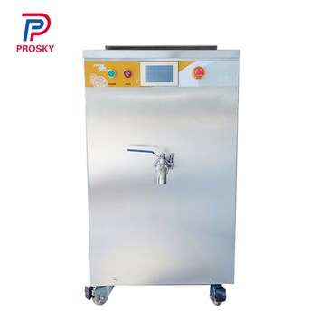 Small Scale Dairy Soy Milk Pasteurization Machine