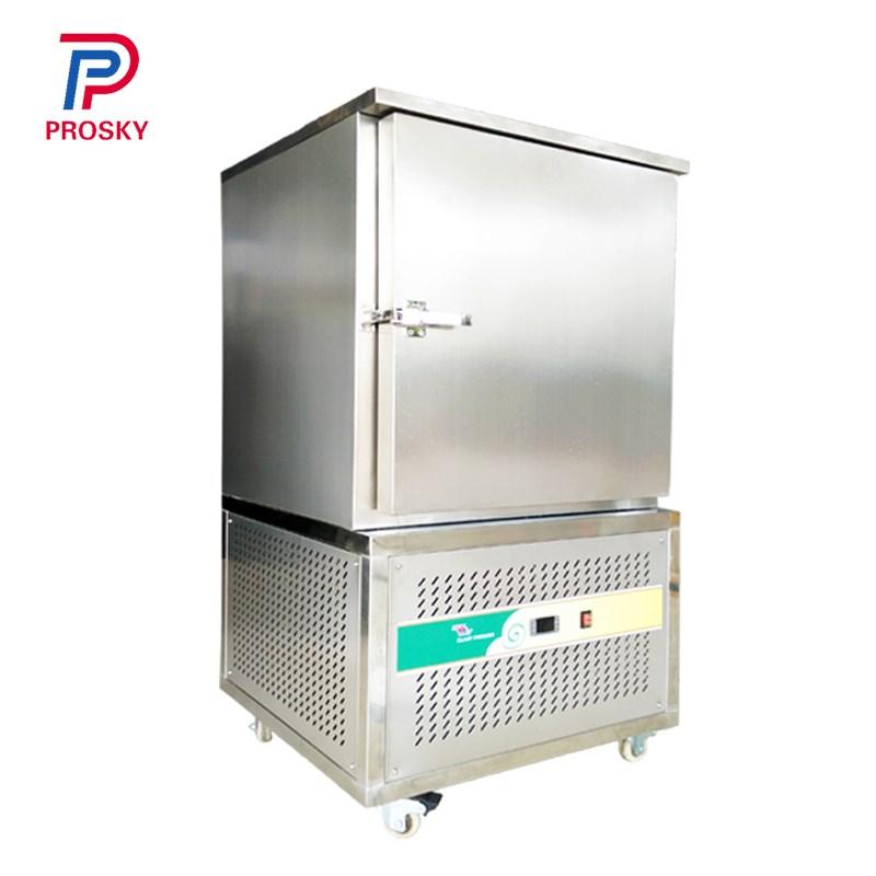 Mini Durian Blast Chiller Shock Freezer