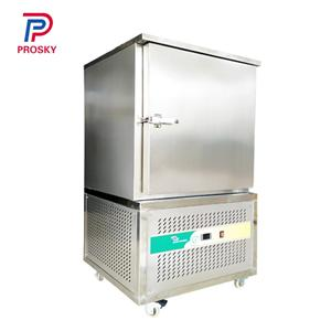 Restaurant 150L Food Quick Freezing Machine