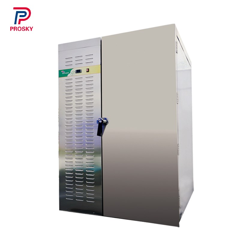 Large R404A Refrigerant Blast Freezer For Seafood
