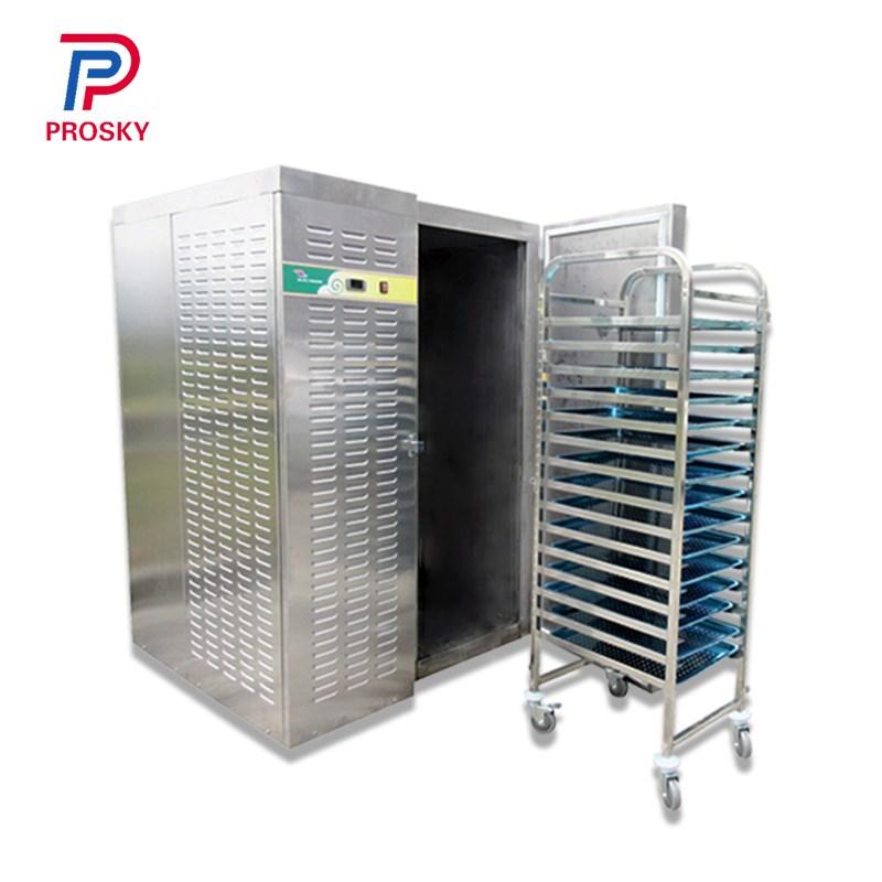 830L Meat Iqf Quick Freezing Machine