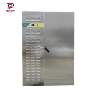 Commercial Cryogenic French Fries Blast Freezer