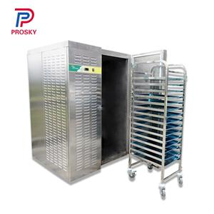 Fruit Vegetable 304 Stainless Steel Blast Freezer