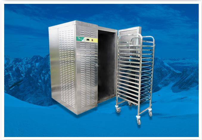iqf quick freezing machine
