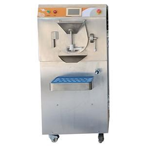 Knob Switch 10L Hard Ice Cream Italian Gelato Machine
