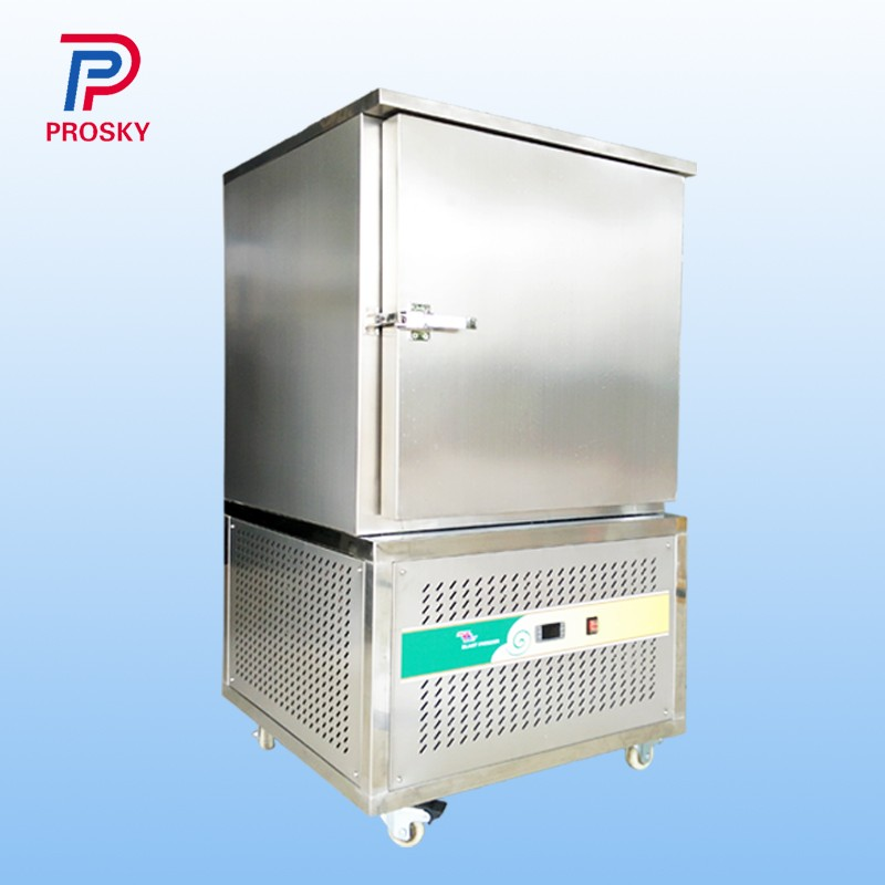 Air Cooling Ice Cream Shop Shock Freezer