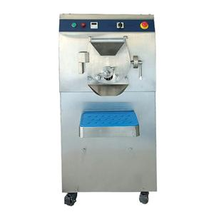 7L Touch Screen Vertical Hard Ice Cream Machine