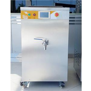120L Ice Cream Gelato Pasteurization Machine