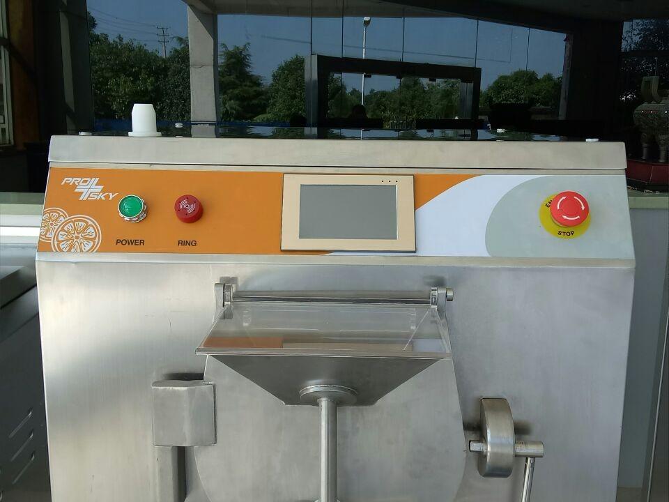 Ice Cream Shop 15L Touch Screen Gelato Machine Manufacturers, Ice Cream Shop 15L Touch Screen Gelato Machine Factory, Supply Ice Cream Shop 15L Touch Screen Gelato Machine