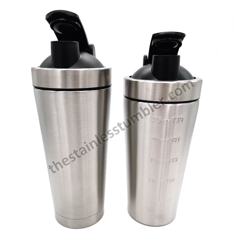 Stainelss Steel Double Wall Classic Insulated 25oz Ice Shaker With Ball Manufacturers, Stainelss Steel Double Wall Classic Insulated 25oz Ice Shaker With Ball Factory, Supply Stainelss Steel Double Wall Classic Insulated 25oz Ice Shaker With Ball