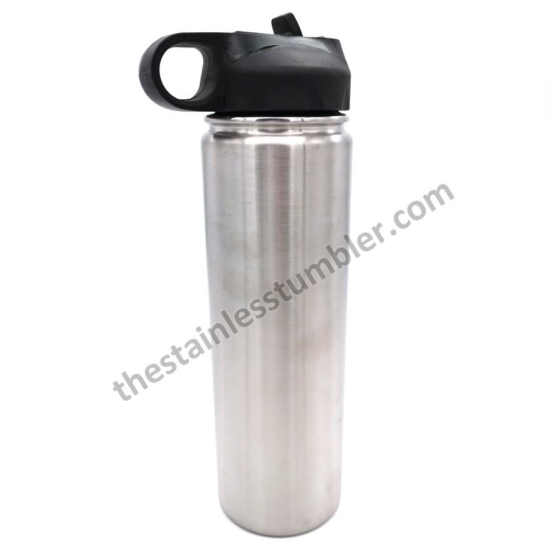 Stainless Steel Double Wall Hydrosports Bottle 25oz