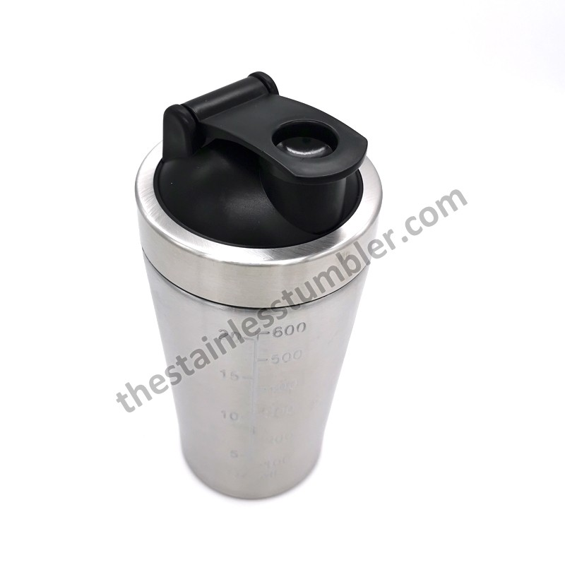 17.5oz Stainelss Steel Vacuum Insulated Mixing Cup Ice Shaker Protein Shaker Manufacturers, 17.5oz Stainelss Steel Vacuum Insulated Mixing Cup Ice Shaker Protein Shaker Factory, Supply 17.5oz Stainelss Steel Vacuum Insulated Mixing Cup Ice Shaker Protein Shaker