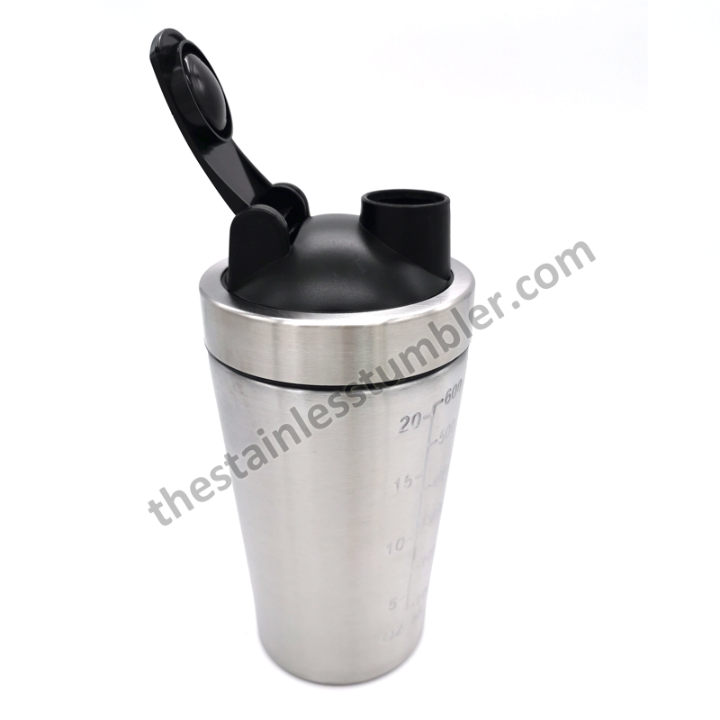 vacuum insulated shaker