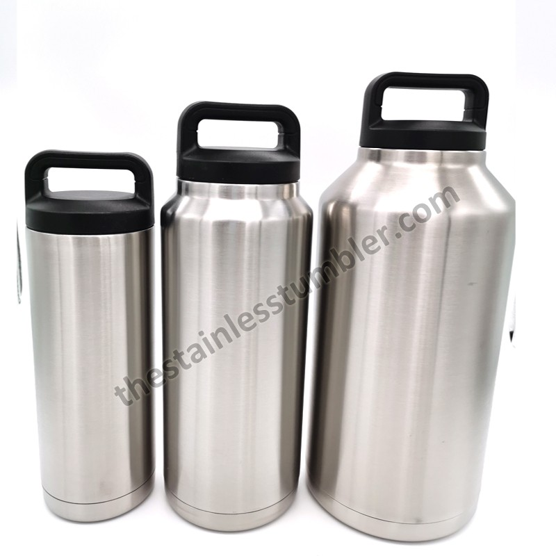 32oz Stainess Steel Insulated Sports Drink Water Bottle