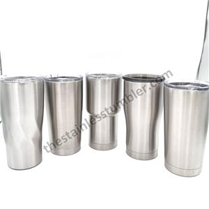 20oz Regular Stainless Steeel Doubel Wall Vacuum Insulated 20oz Rambler Tumbler With Upgrade Slide Lid