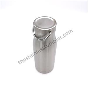 12 oz rustfrit stål mælkeflaske mælkekande mælkekande mælk skumkande