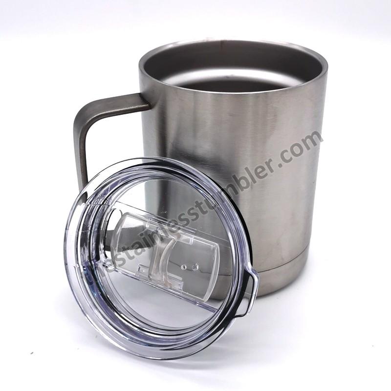 10oz Stainless Steel Double Wall Coffee Cup Mug With Lid Manufacturers, 10oz Stainless Steel Double Wall Coffee Cup Mug With Lid Factory, Supply 10oz Stainless Steel Double Wall Coffee Cup Mug With Lid