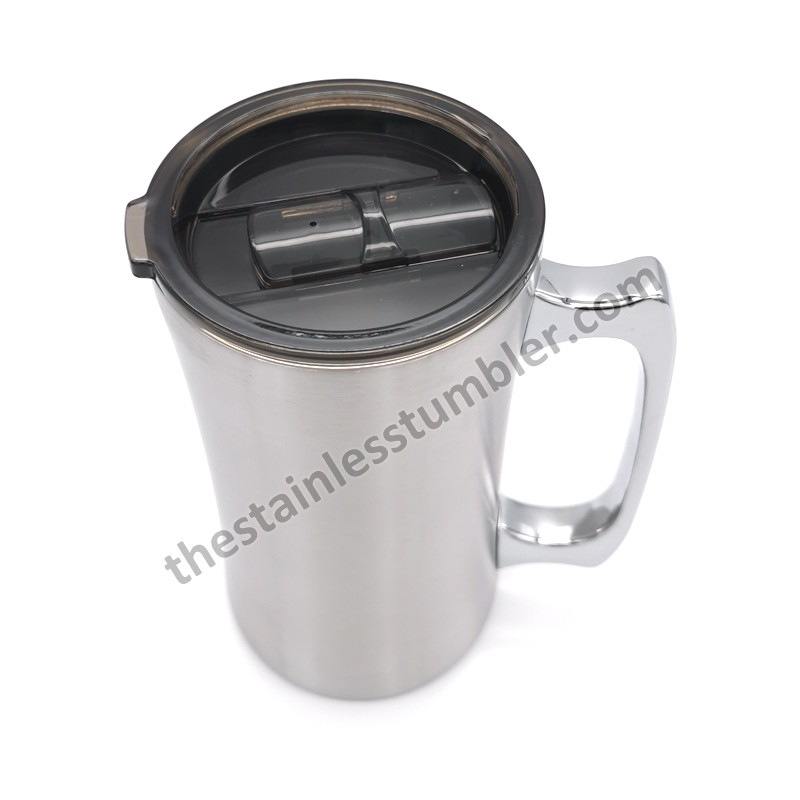 20oz 560ml Stainless Steel Beer Mug Beer Cup With Lid Manufacturers, 20oz 560ml Stainless Steel Beer Mug Beer Cup With Lid Factory, Supply 20oz 560ml Stainless Steel Beer Mug Beer Cup With Lid