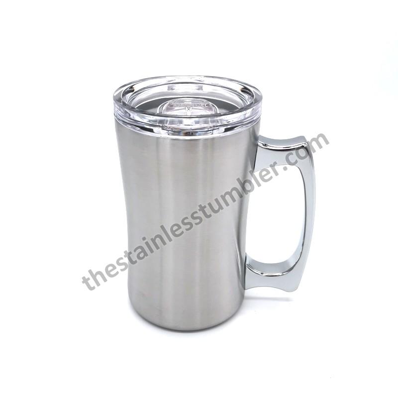 16oz 450mlstainless Steel Beer Mugs With Lid Manufacturers, 16oz 450mlstainless Steel Beer Mugs With Lid Factory, Supply 16oz 450mlstainless Steel Beer Mugs With Lid