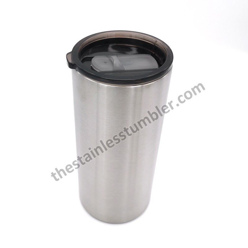 22oz Stainless Steel Double Wall Insualted Straight Fatty Tumbler With Tinted Sliding Lid Manufacturers, 22oz Stainless Steel Double Wall Insualted Straight Fatty Tumbler With Tinted Sliding Lid Factory, Supply 22oz Stainless Steel Double Wall Insualted Straight Fatty Tumbler With Tinted Sliding Lid