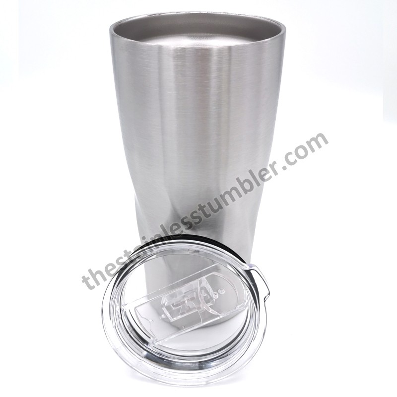 20oz Stainless Steel Twisted Twist Tumbler With Sliding Lid Manufacturers, 20oz Stainless Steel Twisted Twist Tumbler With Sliding Lid Factory, Supply 20oz Stainless Steel Twisted Twist Tumbler With Sliding Lid