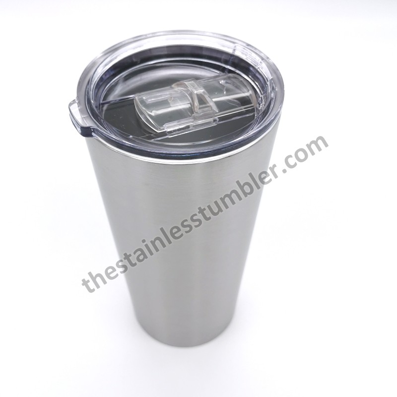 24oz Stainless Steel Straight Tapered Tumbler With Sliding Lid Manufacturers, 24oz Stainless Steel Straight Tapered Tumbler With Sliding Lid Factory, Supply 24oz Stainless Steel Straight Tapered Tumbler With Sliding Lid