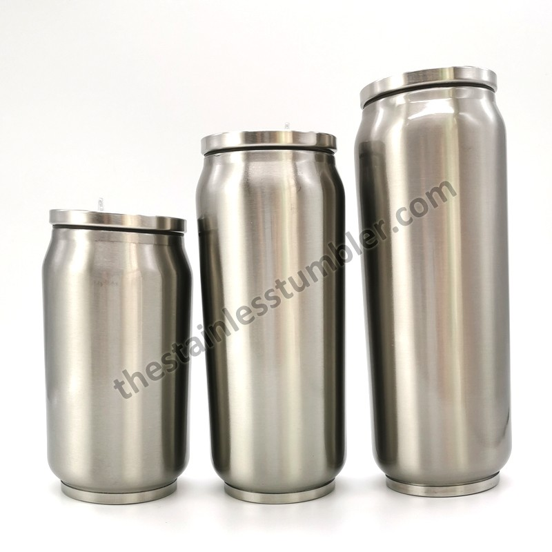 Wholesale Quality 500ml Stainless Steel Double Wall Beverage Soda drink Can 17oz Quotes