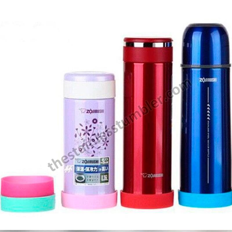 Køb køb farverige farvede skridsikre silikone kofangere til kop kofangere flaske tumbler 60 mm 65 mm 70 mm fabrik
