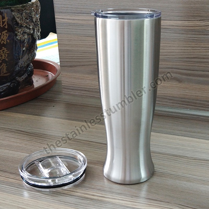 20 Oz Double Wall Vacuum Insulated Stainless steel vase shape Stemless Tumbler Cup Manufacturers, 20 Oz Double Wall Vacuum Insulated Stainless steel vase shape Stemless Tumbler Cup Factory, Supply 20 Oz Double Wall Vacuum Insulated Stainless steel vase shape Stemless Tumbler Cup