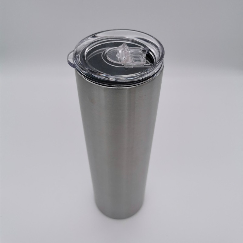 30oz Stainless Steel Double Wall Insulated Skinny Tumbler With Clear Sliding Lid Manufacturers, 30oz Stainless Steel Double Wall Insulated Skinny Tumbler With Clear Sliding Lid Factory, Supply 30oz Stainless Steel Double Wall Insulated Skinny Tumbler With Clear Sliding Lid