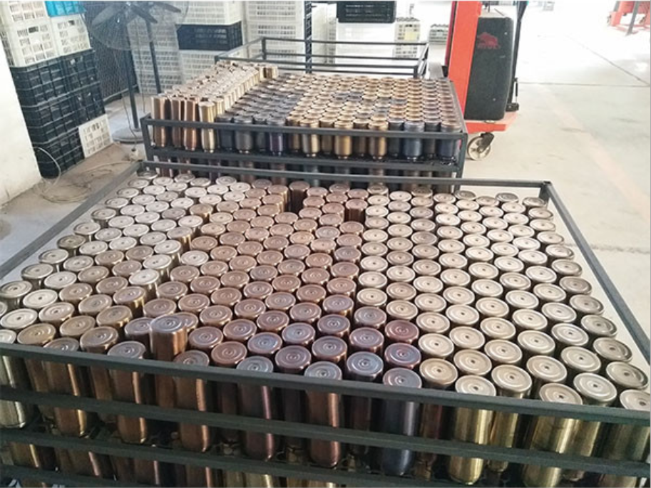 flaske i rustfrit stål