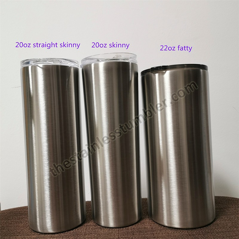 stainless steel 20/30oz straight skinny with upgrade slide lid double wall Insulated Manufacturers, stainless steel 20/30oz straight skinny with upgrade slide lid double wall Insulated Factory, Supply stainless steel 20/30oz straight skinny with upgrade slide lid double wall Insulated