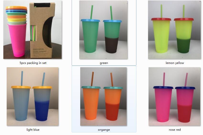 24oz plastic cup