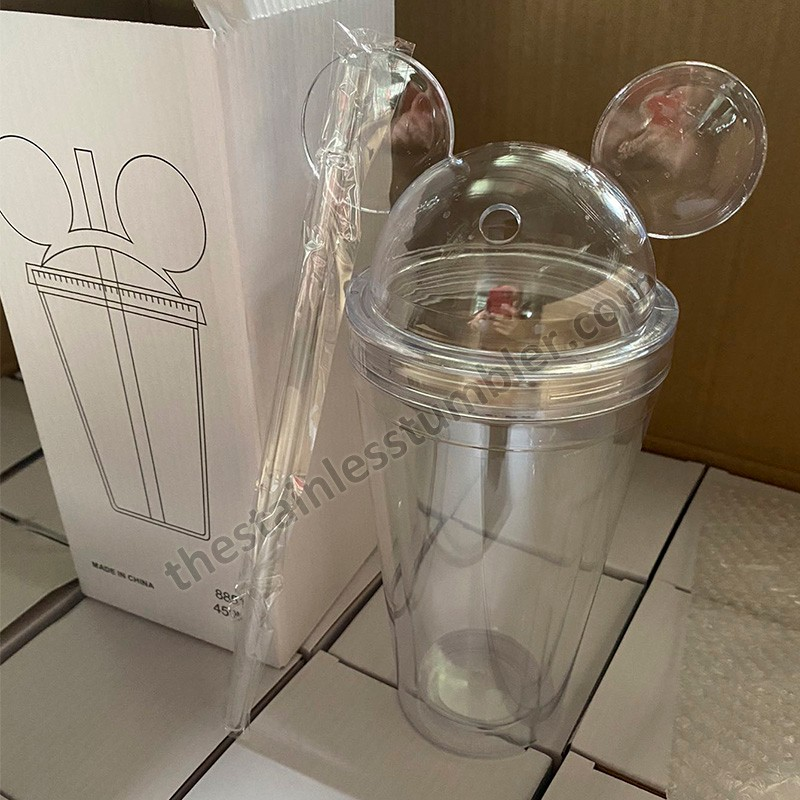 food grade double wall 17oz mickey mouse freezer gel plastic acrylic straw cup Manufacturers, food grade double wall 17oz mickey mouse freezer gel plastic acrylic straw cup Factory, Supply food grade double wall 17oz mickey mouse freezer gel plastic acrylic straw cup