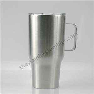 20/30oz curve with Handle and Straw 20oz 30oz Modern Curve Tumbler Custom Logo