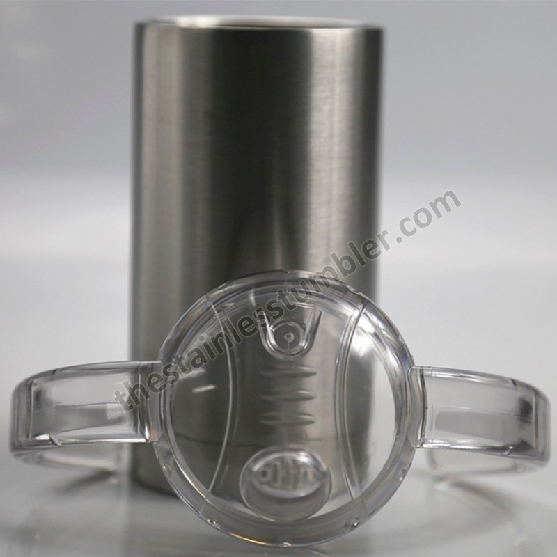 New 12oz Double Walled Stainless Steel Straight Sippy Cup with two lids Baby Bottle Tumbler Training Sippy Cup Manufacturers, New 12oz Double Walled Stainless Steel Straight Sippy Cup with two lids Baby Bottle Tumbler Training Sippy Cup Factory, Supply New 12oz Double Walled Stainless Steel Straight Sippy Cup with two lids Baby Bottle Tumbler Training Sippy Cup