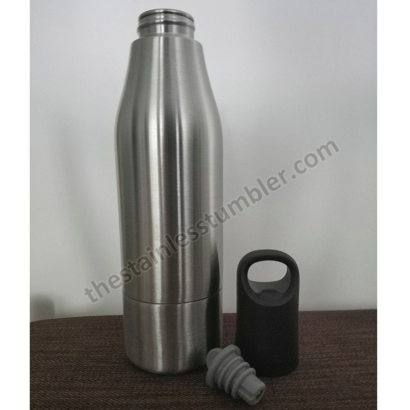 12oz single wall beer bottle keeper stainless steel insulation bottle Manufacturers, 12oz single wall beer bottle keeper stainless steel insulation bottle Factory, Supply 12oz single wall beer bottle keeper stainless steel insulation bottle